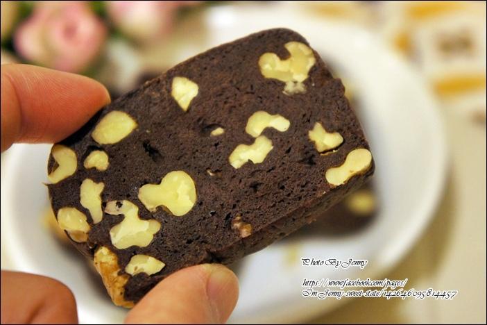 巧克力核桃餅乾7