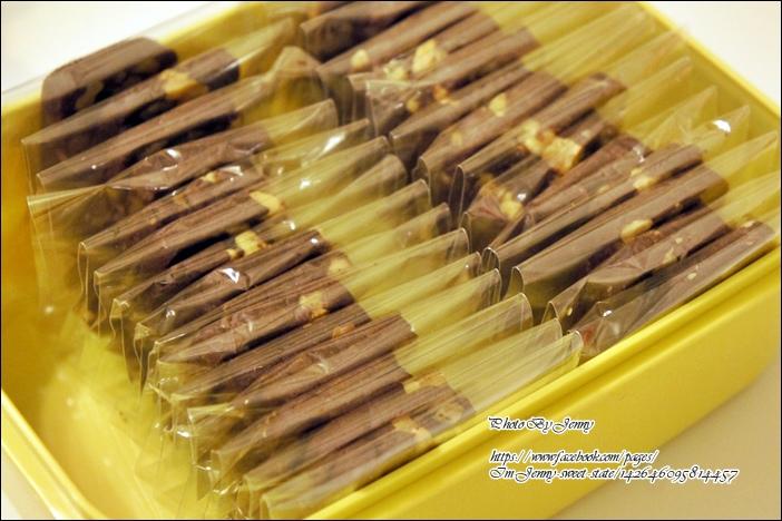 巧克力核桃餅乾8