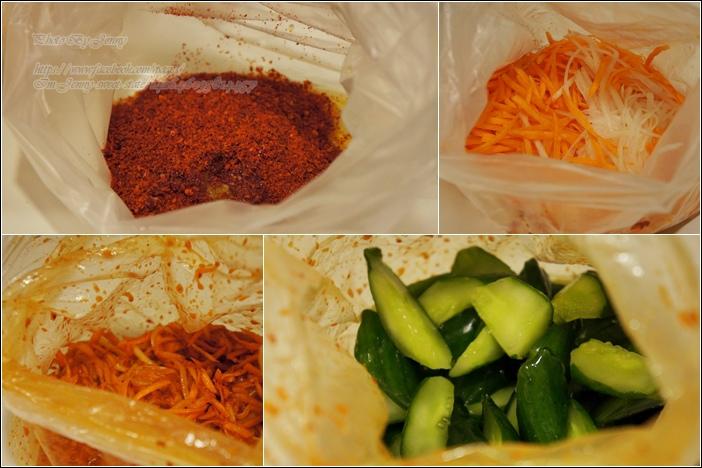 韓式黃瓜泡菜4