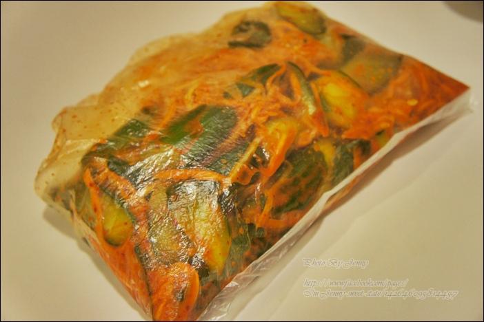 韓式黃瓜泡菜5