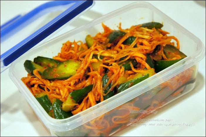 韓式黃瓜泡菜6