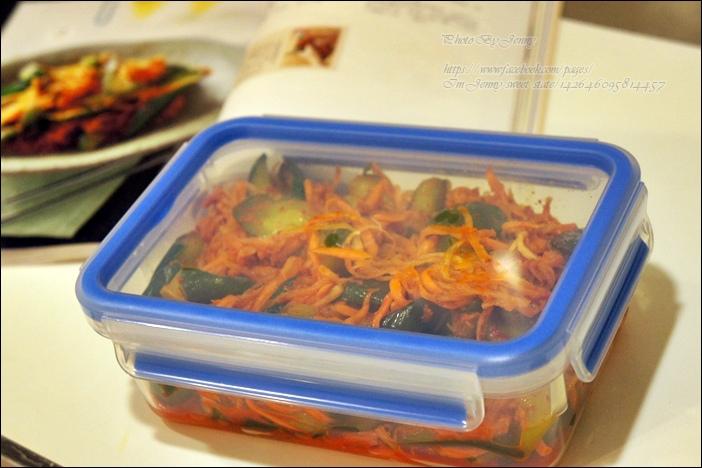 韓式黃瓜泡菜7