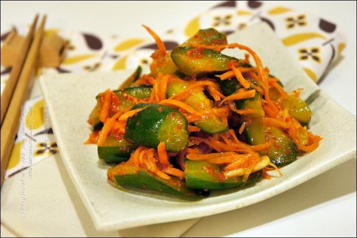 韓式黃瓜泡菜10