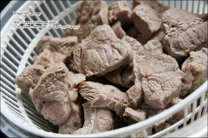 紅燒川味牛肉2