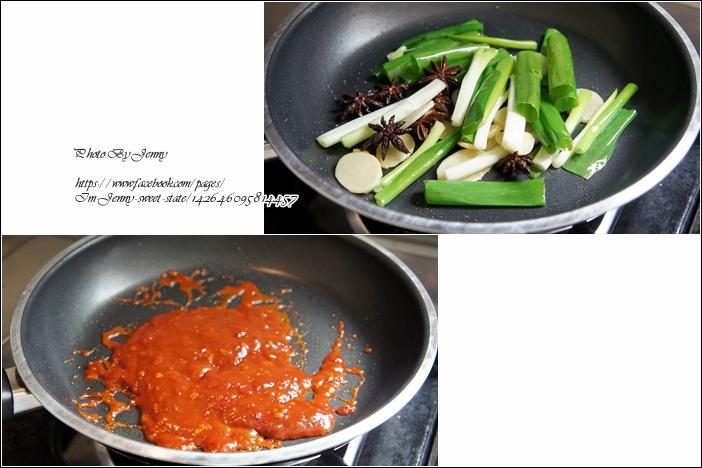 紅燒川味牛肉3
