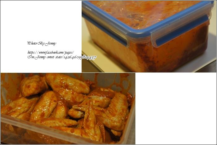 韓式辣烤雞翅2