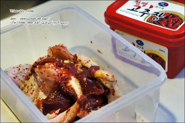 韓式辣烤雞翅3