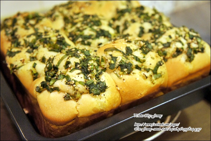 香蔥麵包7