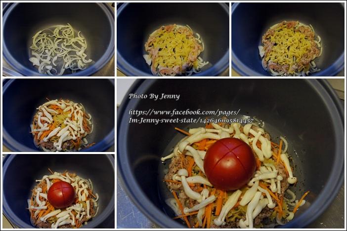 番茄雞肉蝴蝶麵1