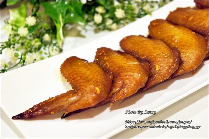 蒜香雞翅4