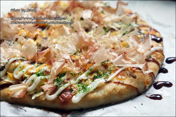 海鮮大阪燒披薩6
