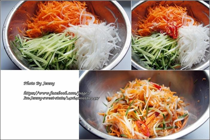 越式三色酸辣泡菜1