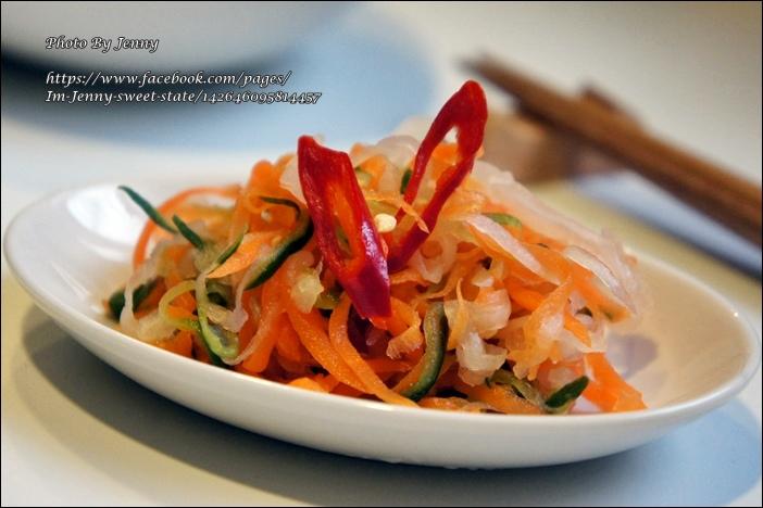 越式三色酸辣泡菜4