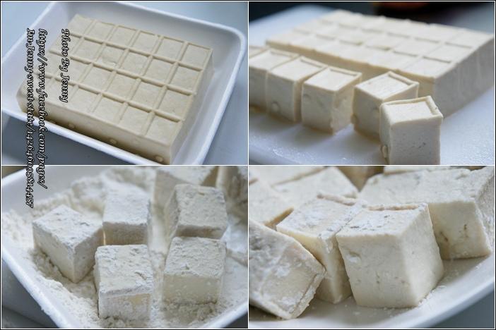 椒鹽豆腐1