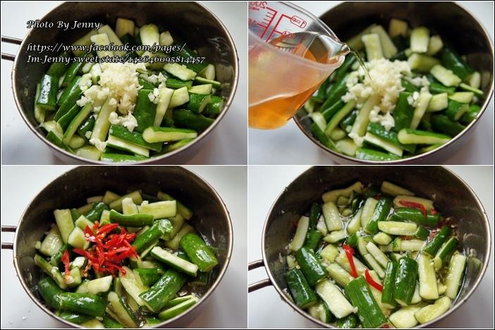 涼拌小黃瓜3