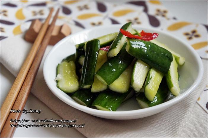 涼拌小黃瓜5