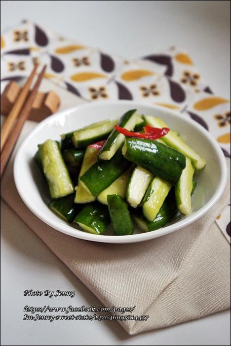 涼拌小黃瓜6