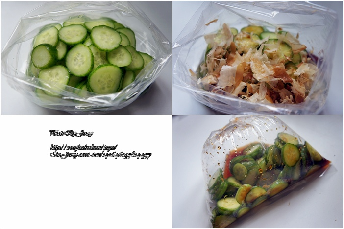 柴魚淺漬小黃瓜3