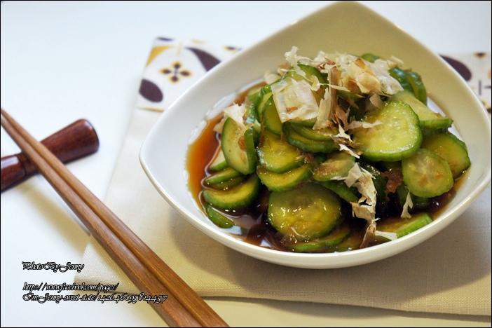 柴魚淺漬小黃瓜4