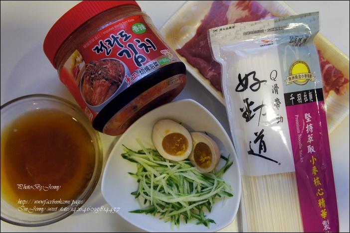 韓式冷麵1