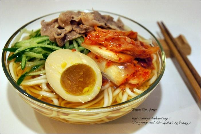 韓式冷麵4