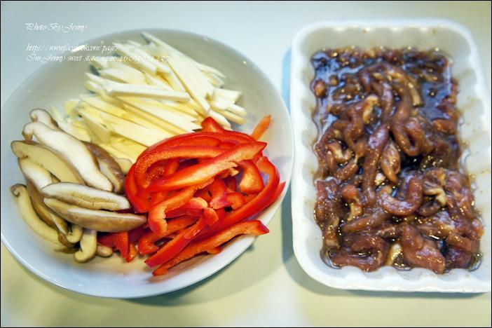 筊白筍炒肉絲2