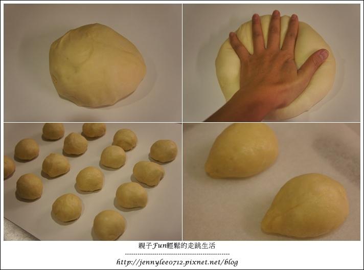 楓糖刺蝟麵包2