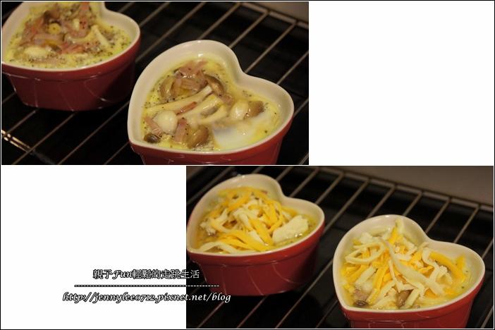 焗烤蕈菇烘蛋6