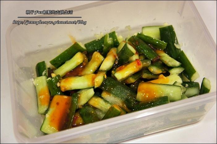 泰式涼拌小黃瓜2