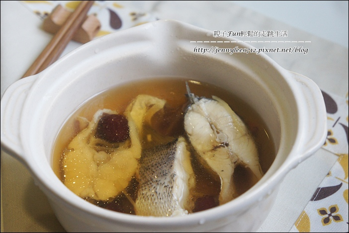 紅棗枸杞鱸魚湯6