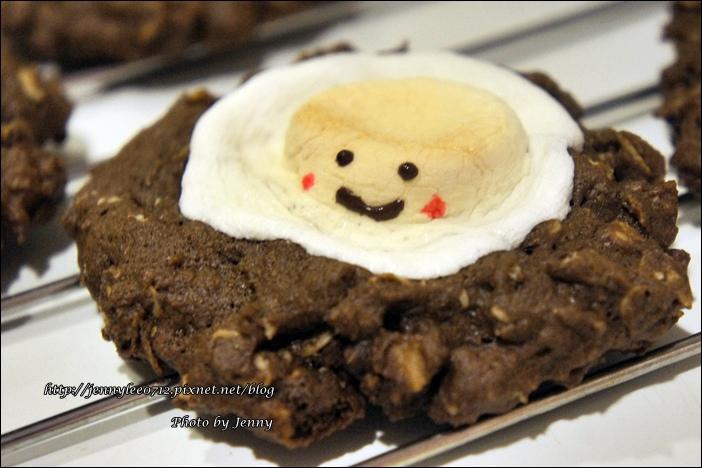 微笑巧克力燕麥餅乾7