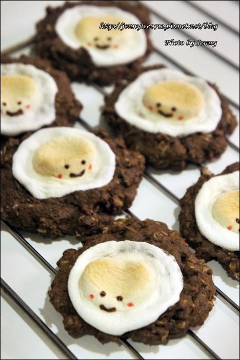 微笑巧克力燕麥餅乾9