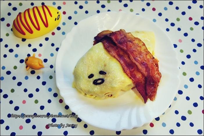 蛋黃哥蛋包飯5