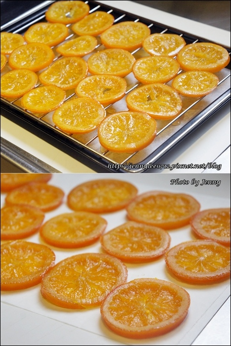 法式橙片巧克力10