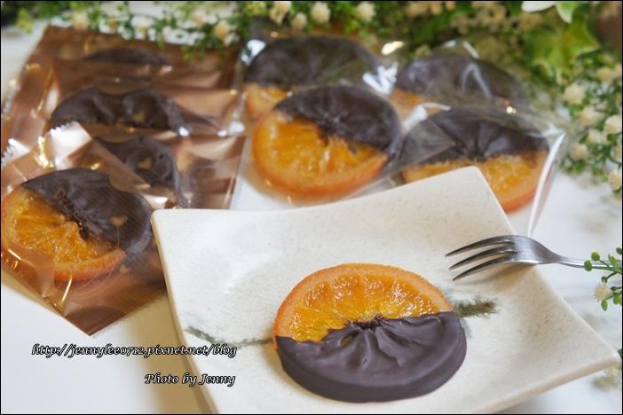 法式橙片巧克力15