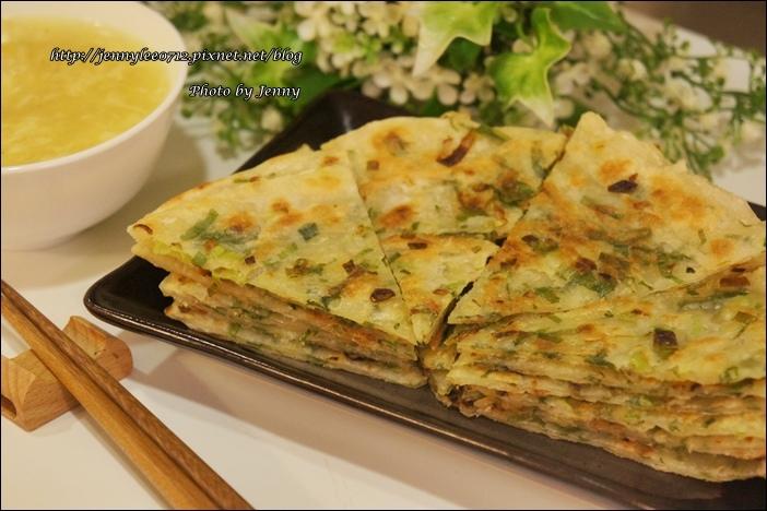 蔥油餅(水餃皮快速版)4