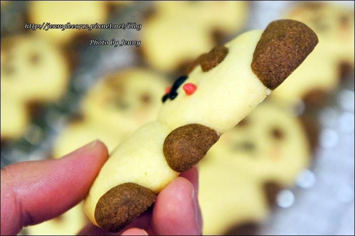 立體貓熊餅乾8