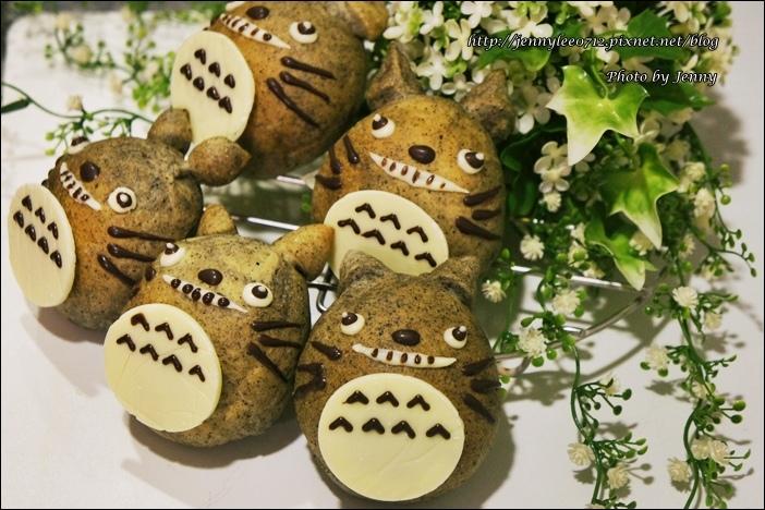 龍貓麵包9