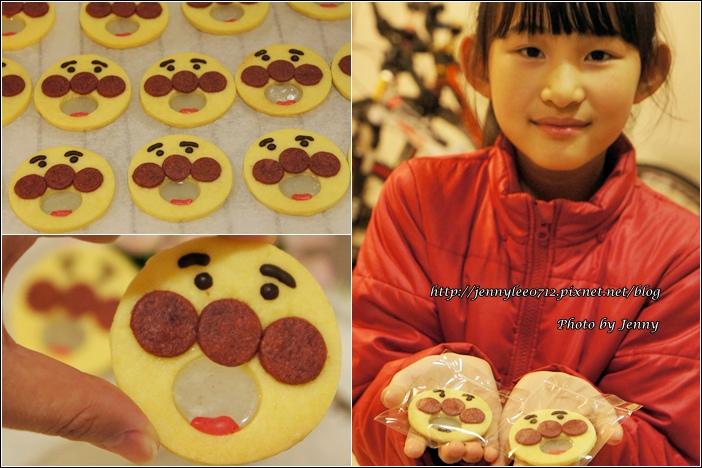 麵包超人玻璃餅乾13