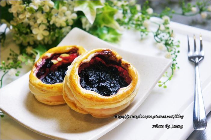 藍莓起酥塔5