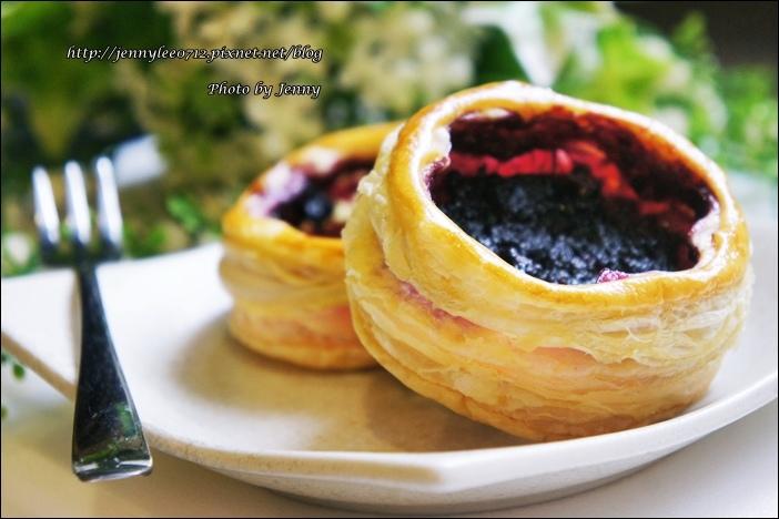 藍莓起酥塔6