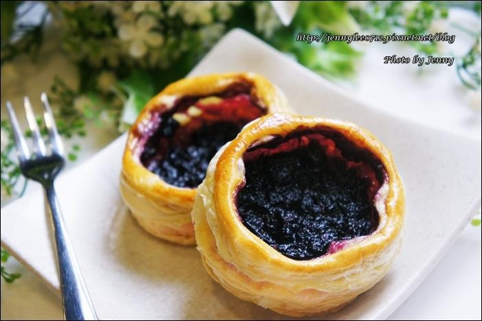 藍莓起酥塔7