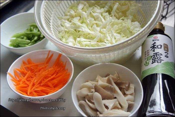 和風高麗菜雜炊飯1