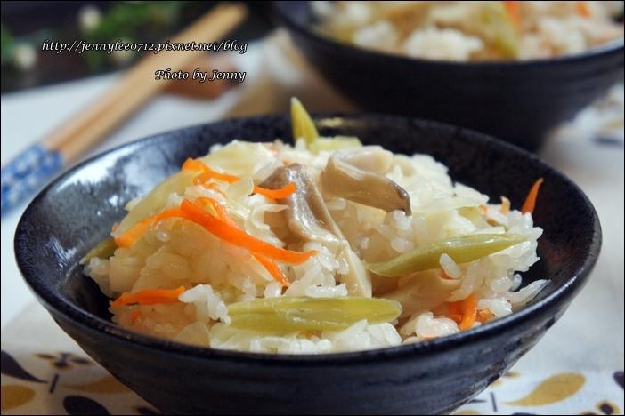和風高麗菜雜炊飯5