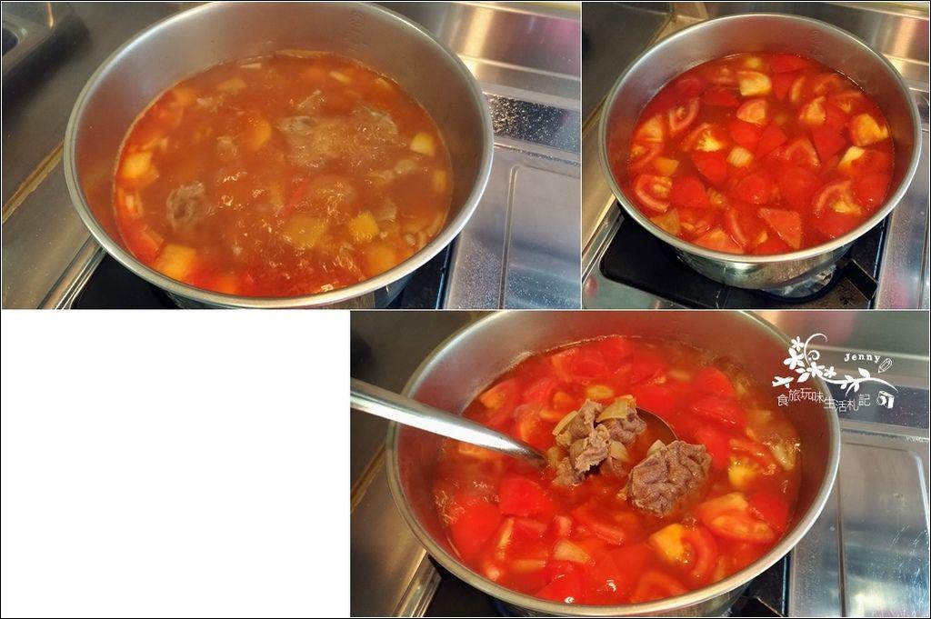 番茄牛肉麵7