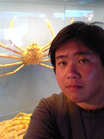 螃蟹哼著走~博物館