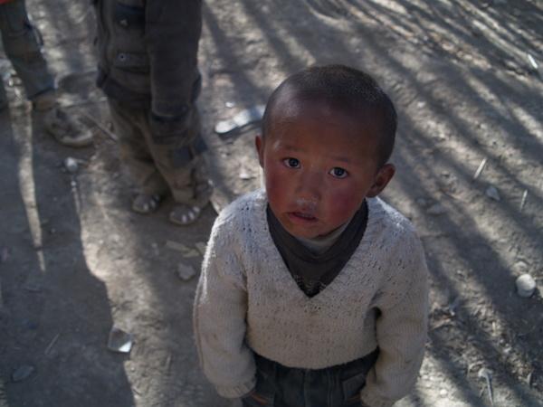 江孜-村里的小童
