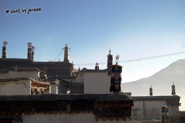 札什倫布寺的勝利幢