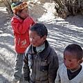 江孜-村裡的小童