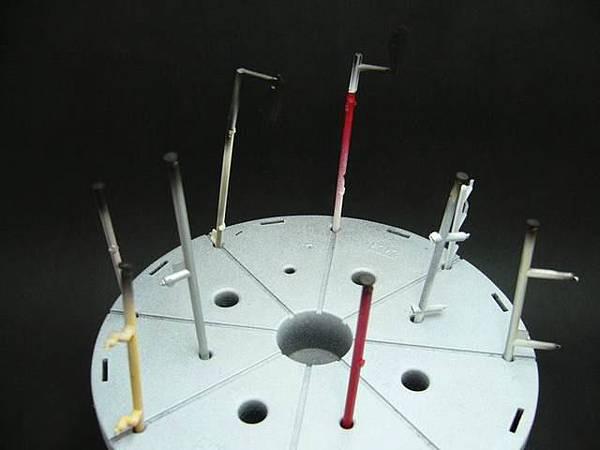 彈射座椅製作(5)